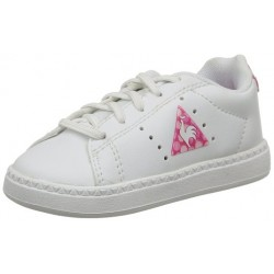 le coq sportif COURTONE INF lenticular optical white/pink 1520952