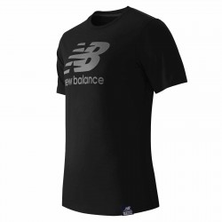 New Balance CAMISETA MC LOGO MT53511 BK