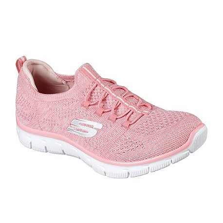 Skechers 12418 PNK EMPIRE - SHARP THINKING PNK