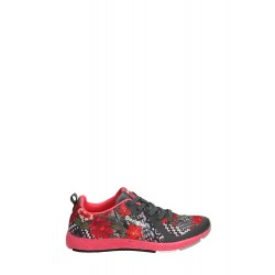 Desigual 2014 SHOES X-LITE 2.0 DARK GRAY